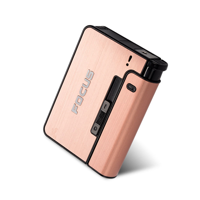 Artbox fromB Plus One Cigarette Case - Rose Gold