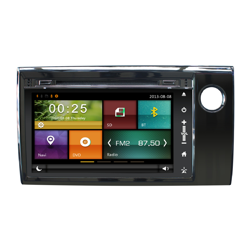 MOBILETECH Headunit For Brv 8 Inch