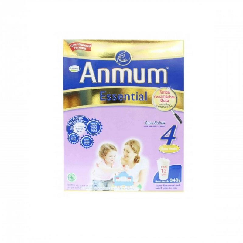 Anmum Essential 4 Vanilla 340G [Box]