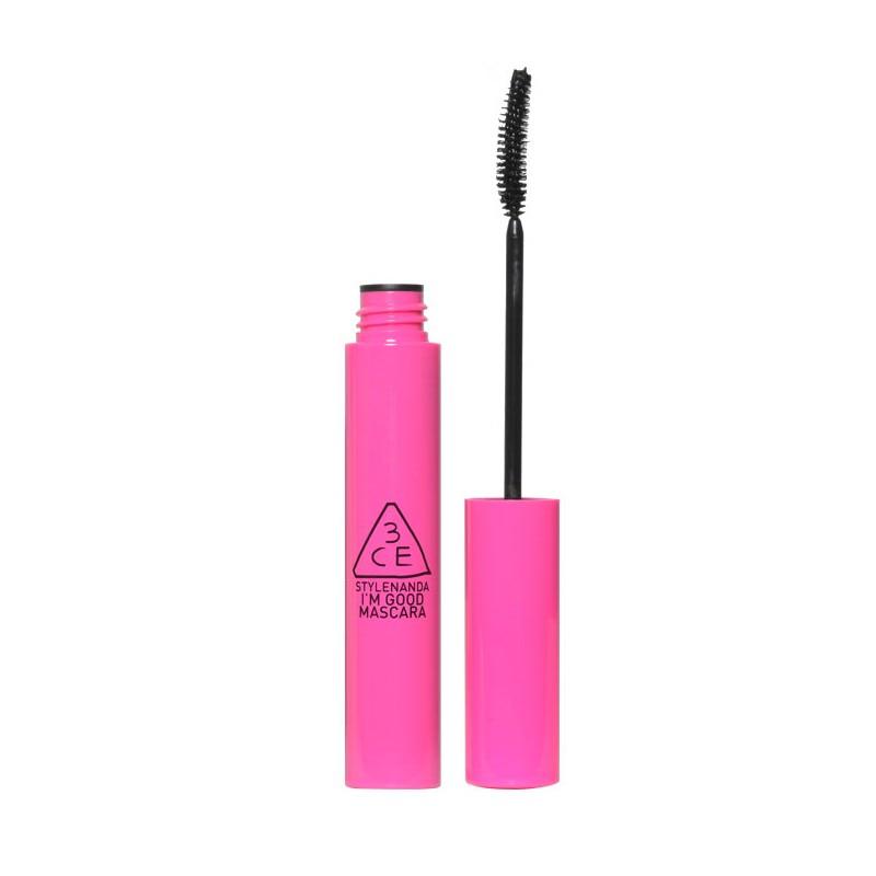 3CE Pink Im Good Mascara - Black