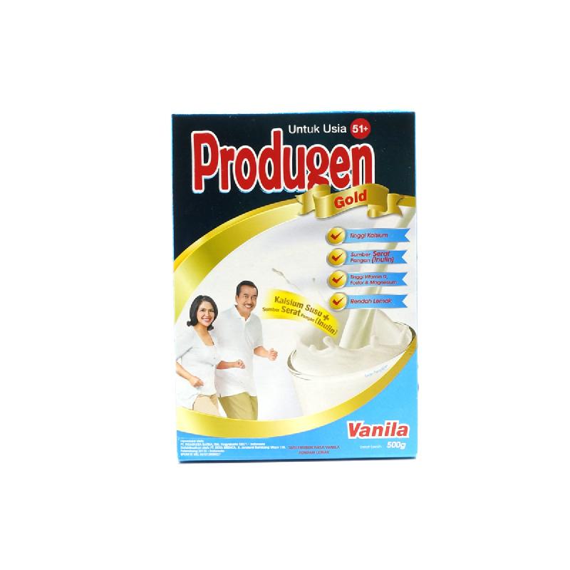 Produgen Hi Cal Gold  Vanila 500 Gr