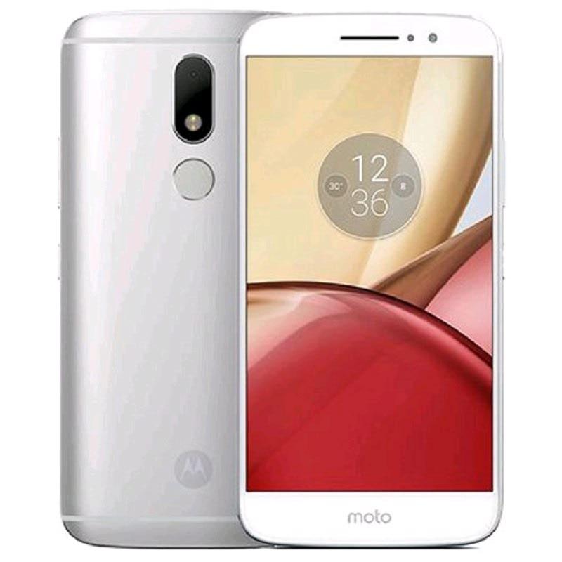 M XT1663 32GB Smartphone - Putih [32 GB, 4 GB RAM]