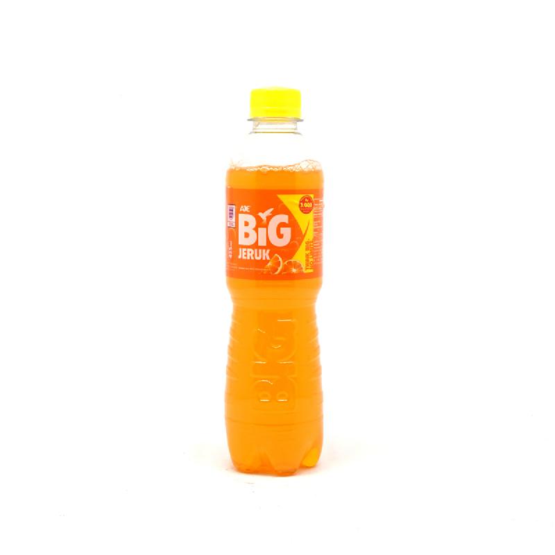 Big Cola Orange Pet 425Ml