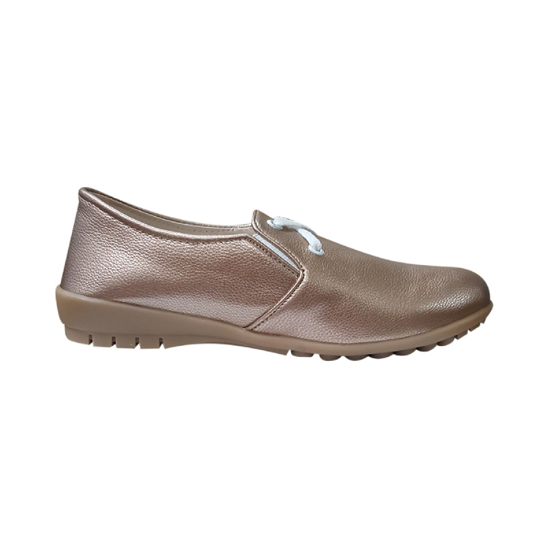 Anyolorich Flat Shoes RICH 108 Bronze