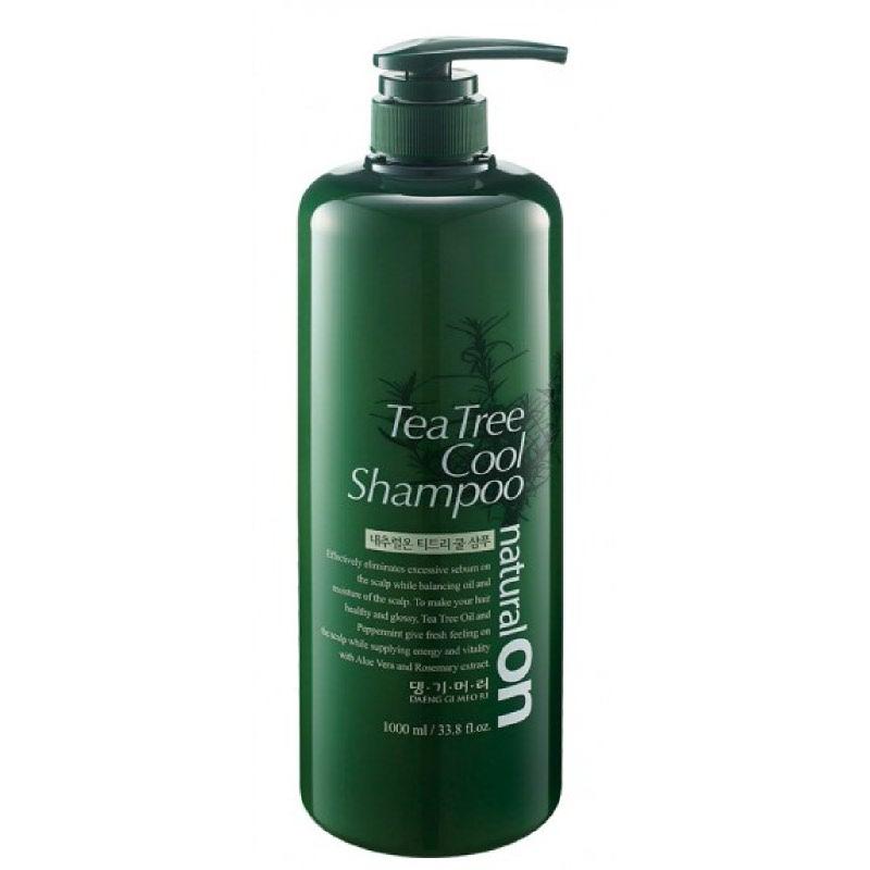 Tea Tree Cool Shampoo 1000ml