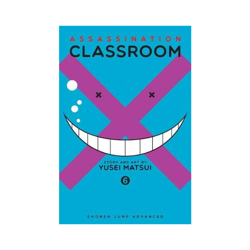 Assassination Classroom Gn Vol 06
