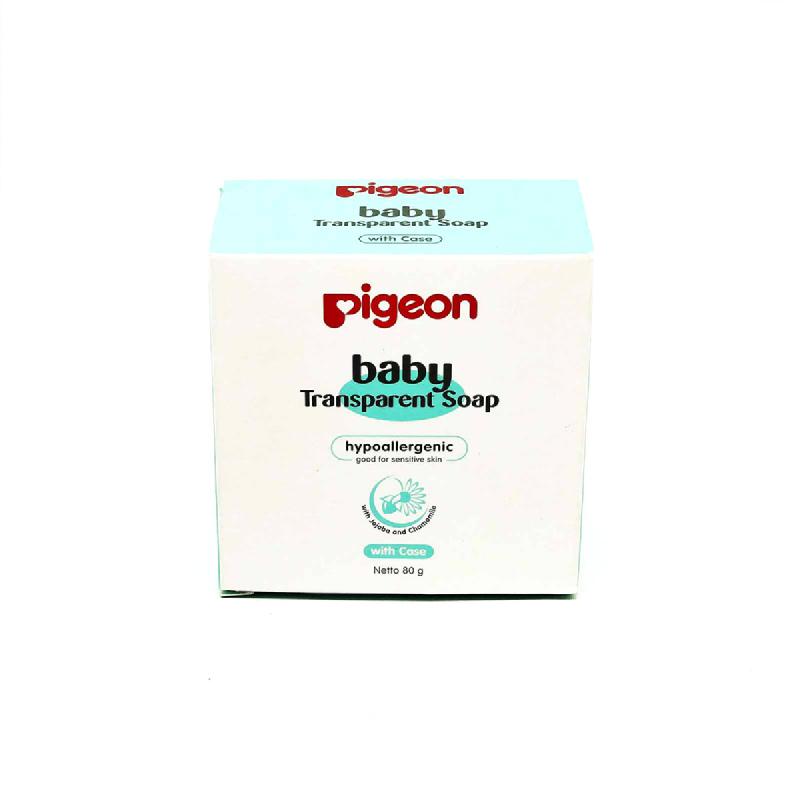 Pigeon Baby Transparent Soap 80 Gr