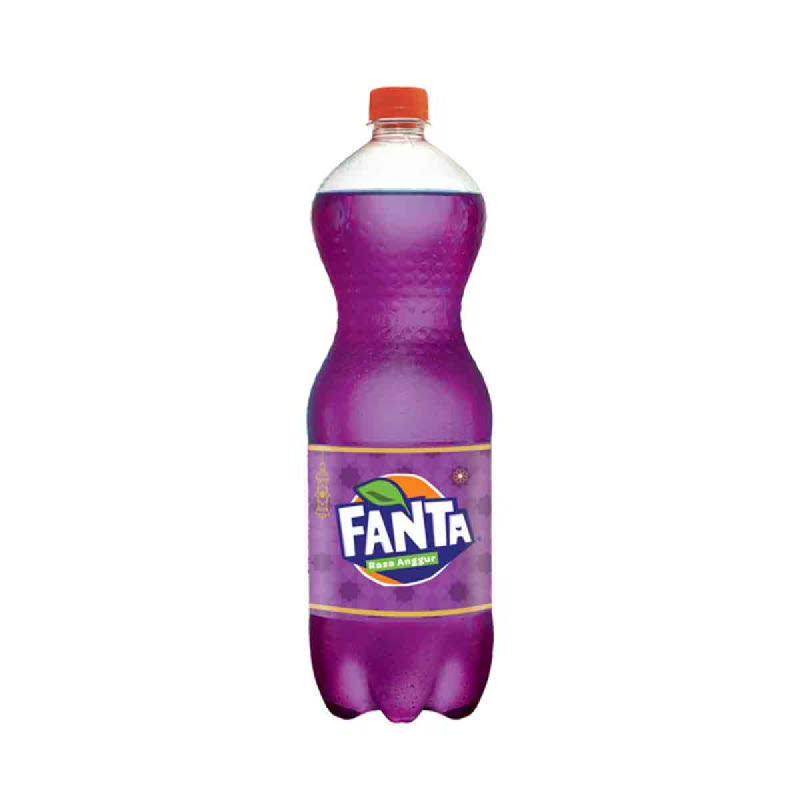 Fanta Grape 1.5 L