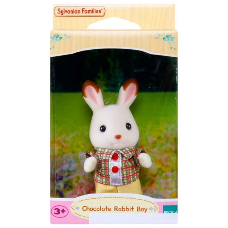 Sylvanian Families Chocolate Rabbit Boy ESFI52490