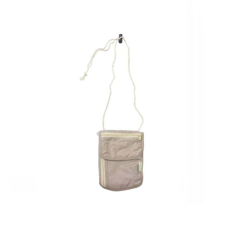 Traveltime Money Pouch 447 Coffee