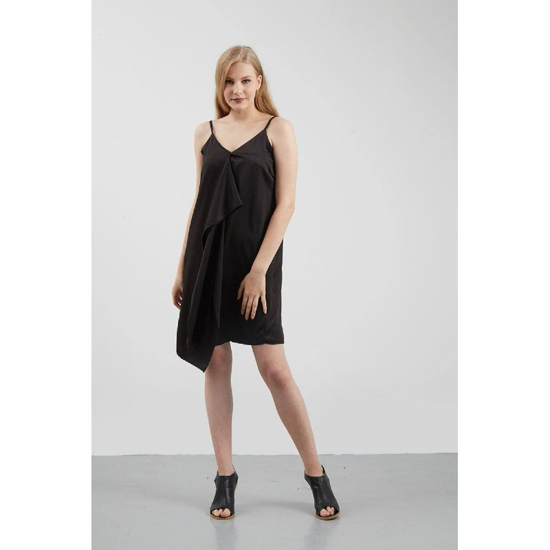 GW Germer Dress in Black