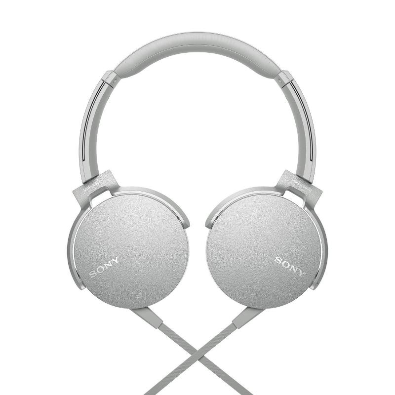 Sony in Ear Headphone MDR-XB550AP White