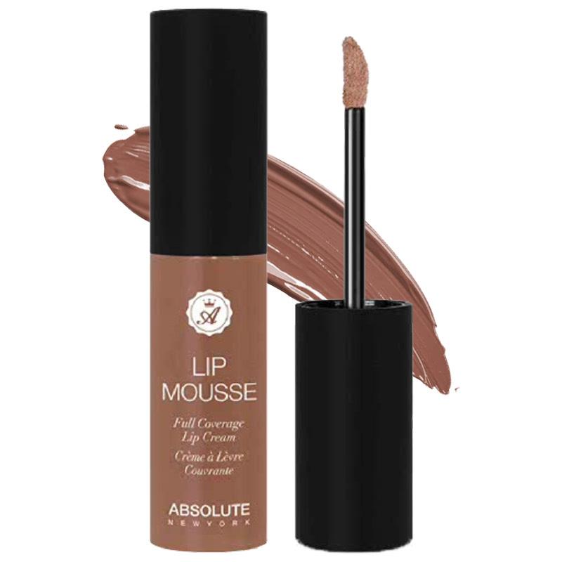 Absolute New York Lip Mousse Full Coverage Lip Cream Urban