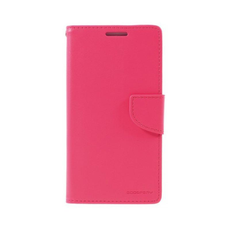 Goospery Bravo Diary I Phone 7 Plus - Pink