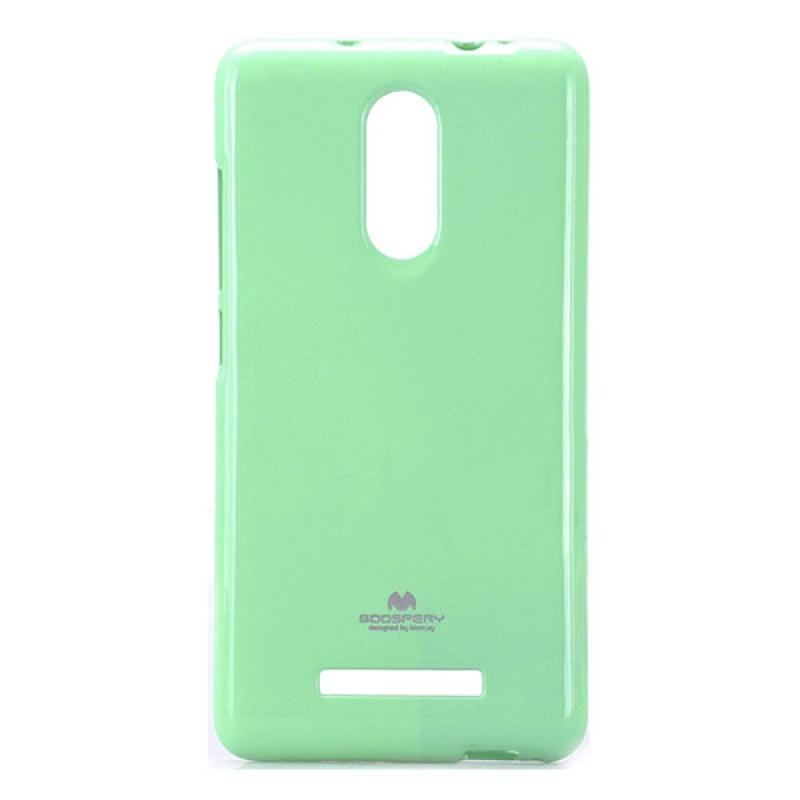 Goospery Jelly Case for Xiaomi Note 3 - Mint