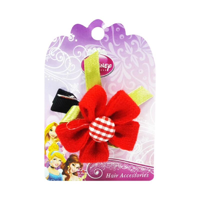 Princess Hair Clip Multicolor 2 Pair Serie 7