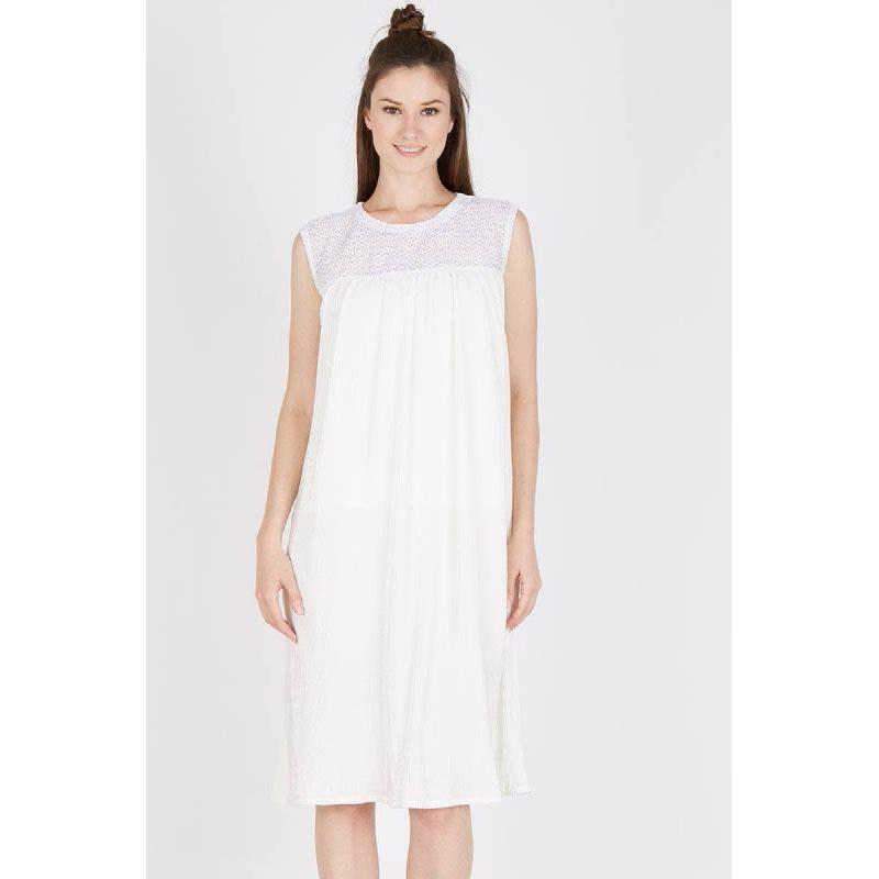 Herly White Dress