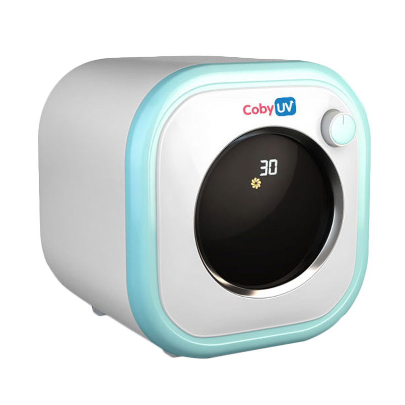 Coby Haus UV Sterilizer Perlengkapan Makan Anak - Blue