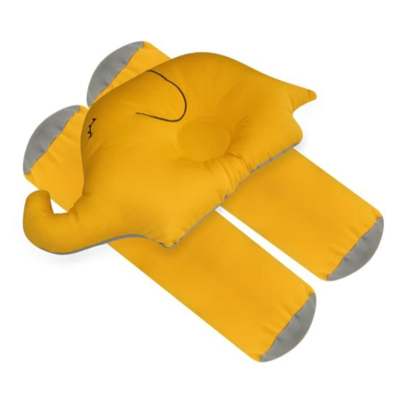 Baby 2 Go Pillow Set  Animal Series Gajah B2P1101 Kuning