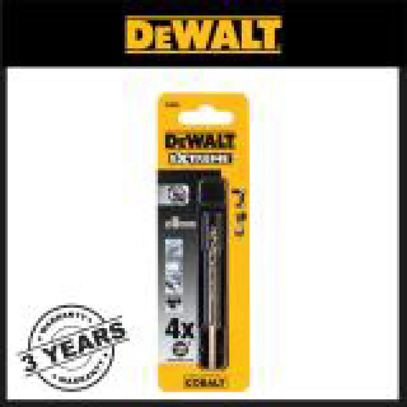 Dewalt Mata Bor HSS Cobalt Metal Drill Bit (DT4906-QZ)