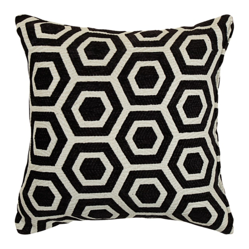 Beam and Co Cushion Cover 45x45cm Case Peter Black