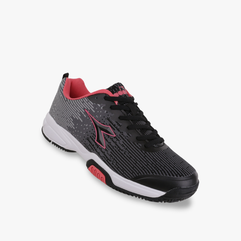 Diadora Denny Women Tennis Shoes Black