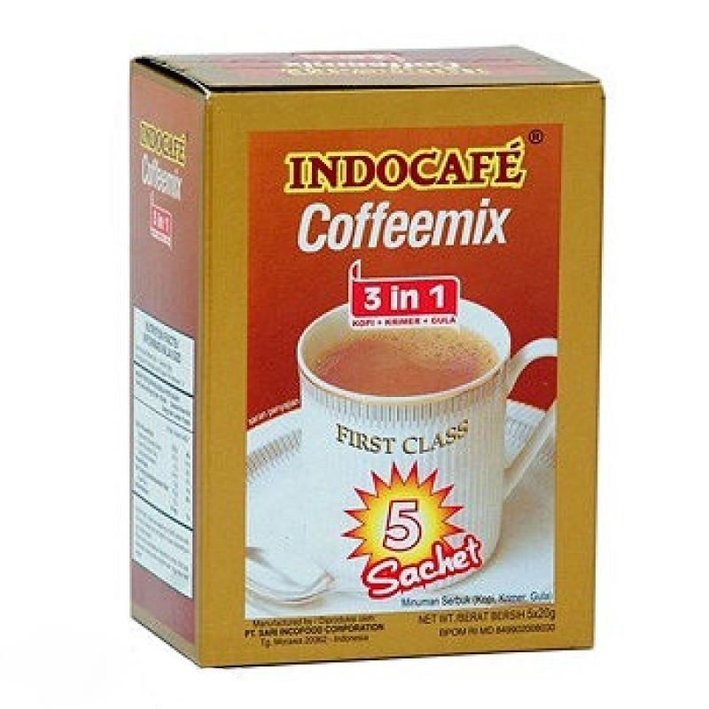 Indocafe Coffeemix 5 X 20 Gr Kotak