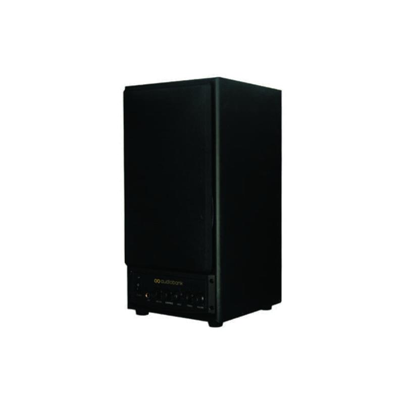 Audiobank Active Speaker AKS6A Black