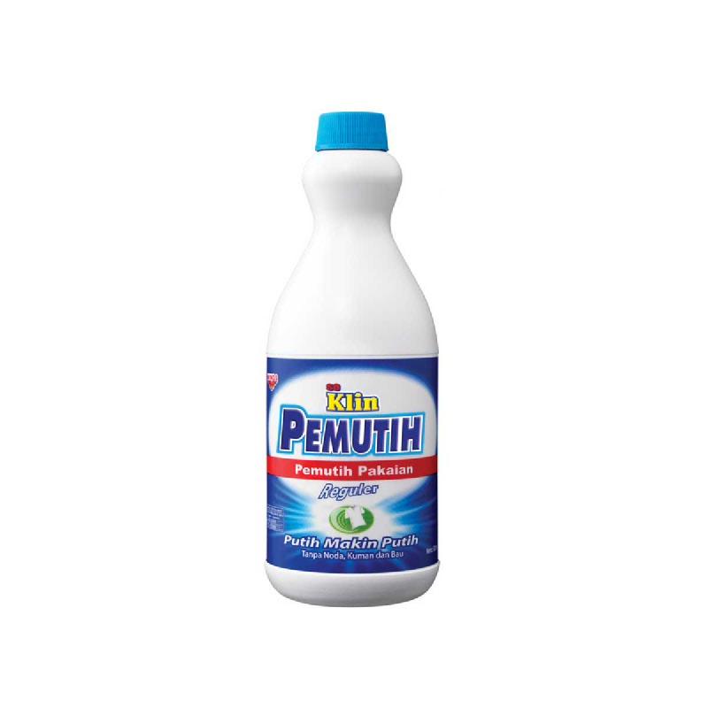 So Klin Pemutih Regular Botol 250 Ml