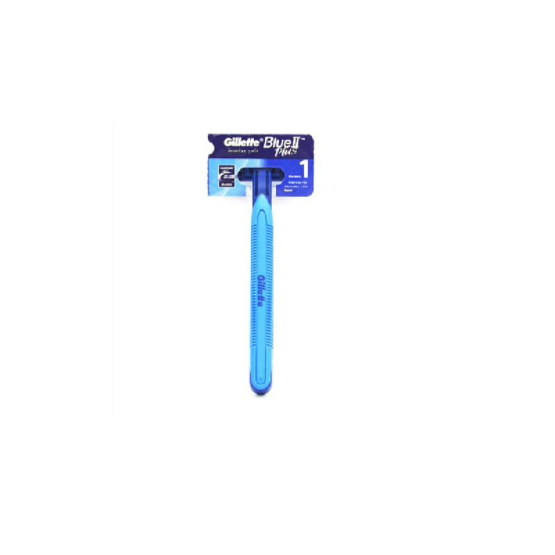 Gillette Blue II Plus 1S (Hangcard)