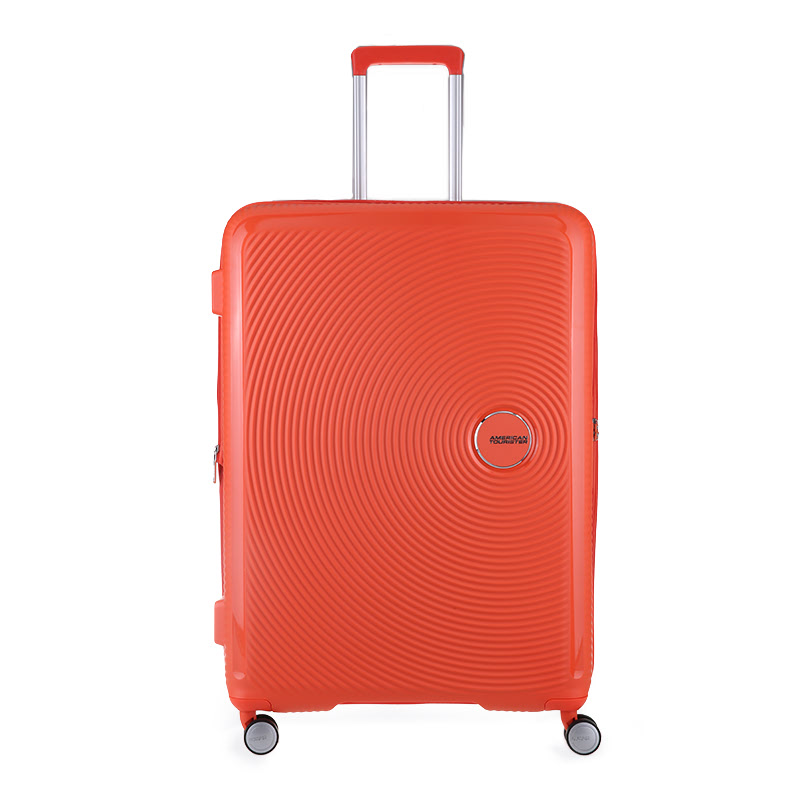 American Tourister Curio Spinner 80-30 Tsa AO8050003 Spicy Peach