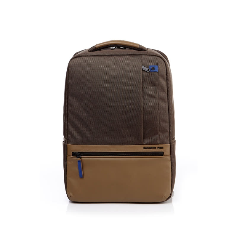 Samsonite Red GG4-23002 Kleve Backpack M Brown Natural