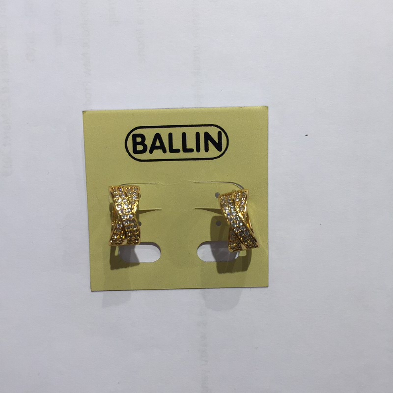 Ballin Women Earing FF-E0098G Gold