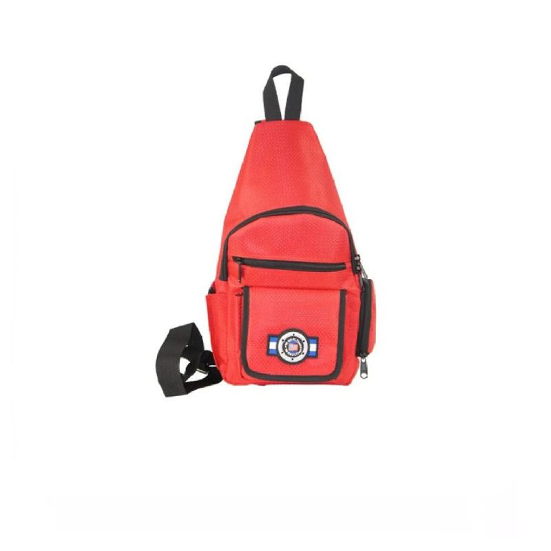Traveltime PAU 914 Shoulder Bag Red
