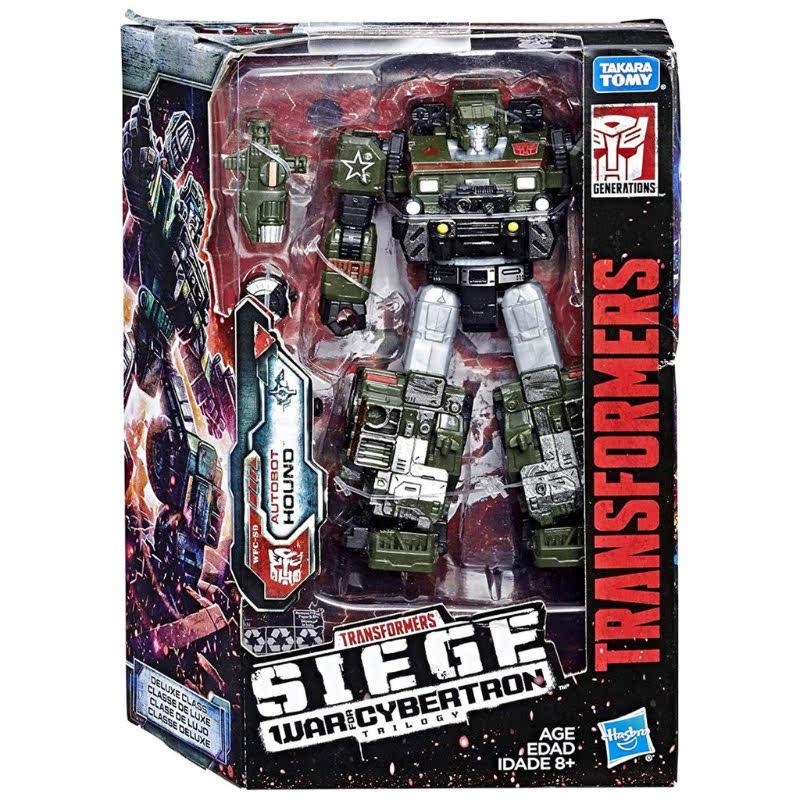 AUTOBOT HOUND Transformers SIEGE War for Cybertron