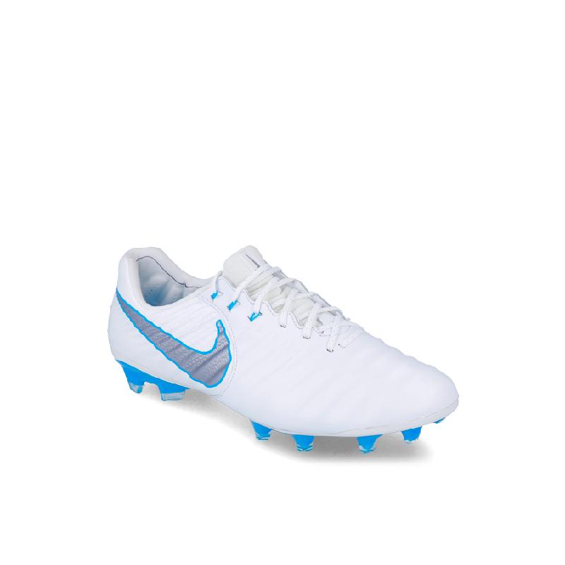 Nike Legend 7 Elite FG Men Soccer Shoes White