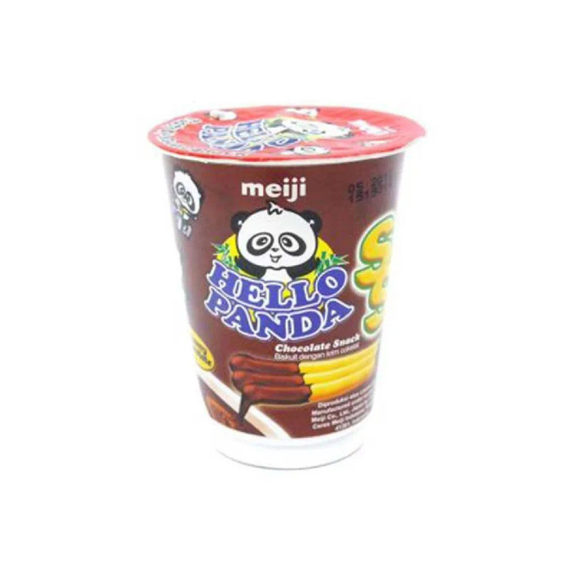 Meiji Hello Panda Stick Chocolate 20 Gr