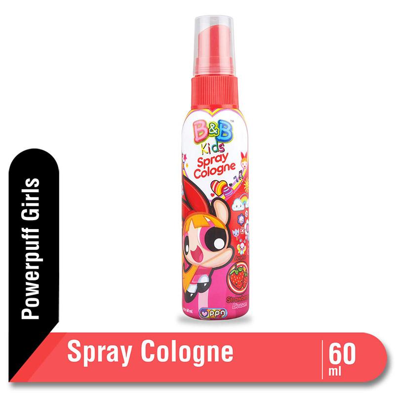 B&B Kids Spray Cologne Strawberry 60 Ml