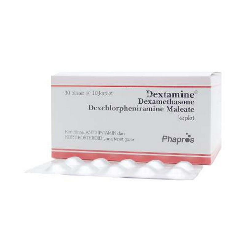 Dextamin Tab