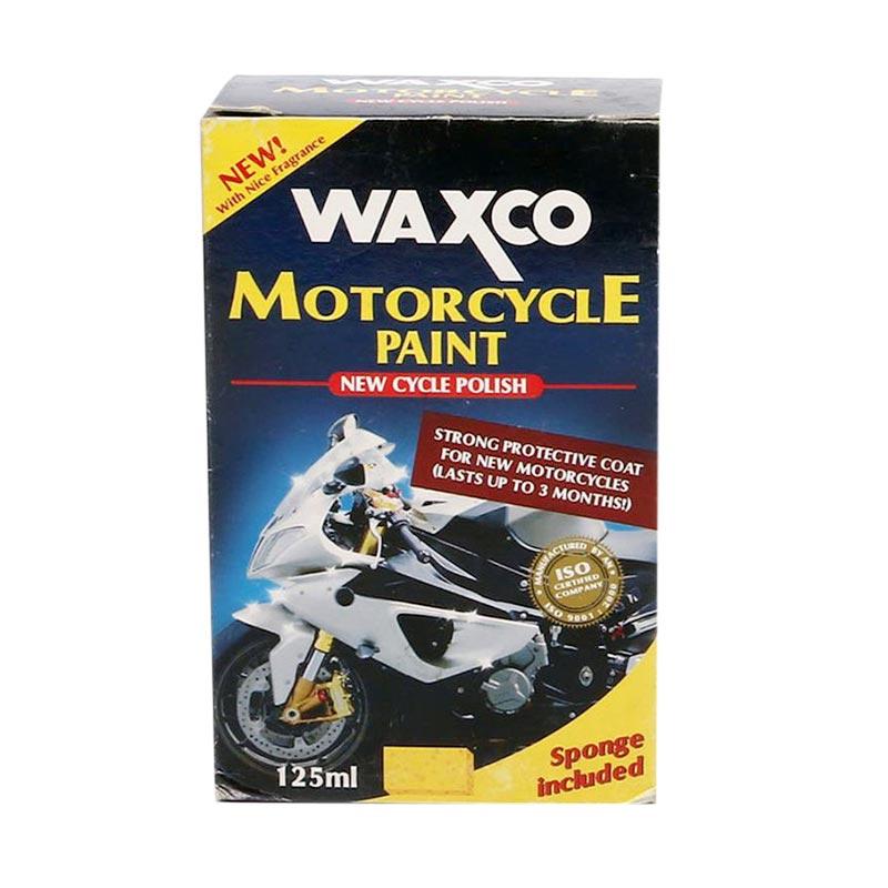 WAXCO Motorcycle Paint New Polish