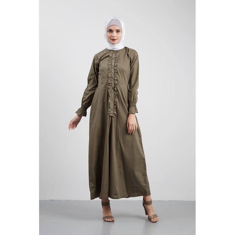 Verena Dress Olive