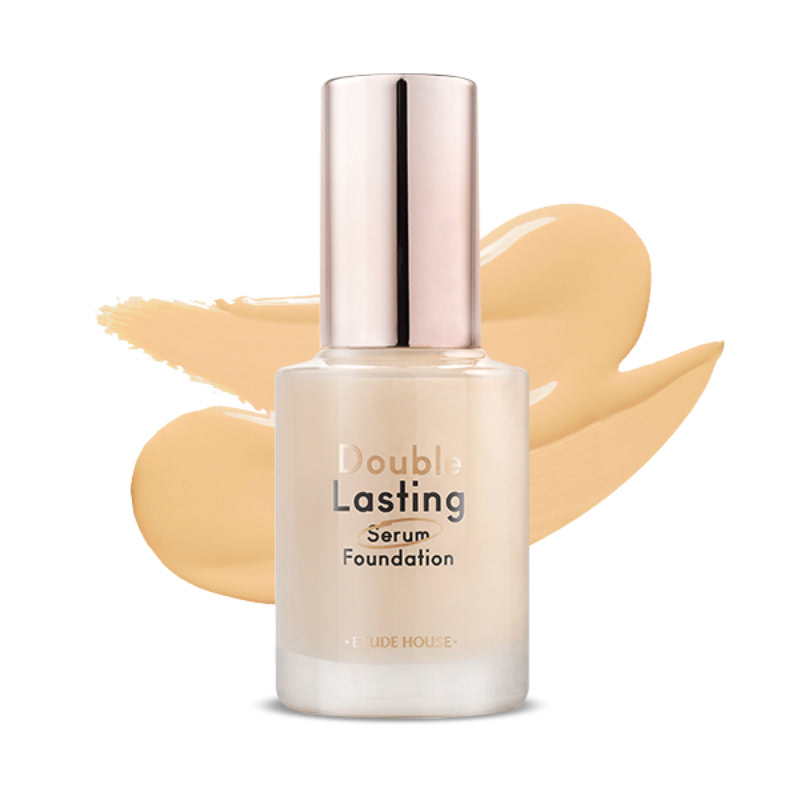 Etude House Double Lasting Serum Foundation SPF25 PA ++ - Beige (21)