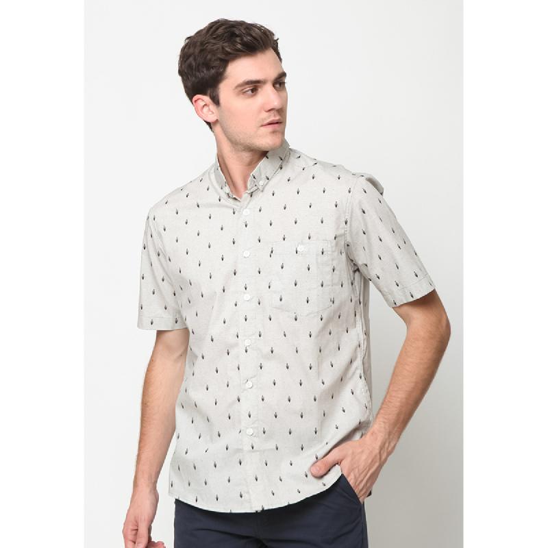 17Seven Shirts Shortshirt Graz Grey