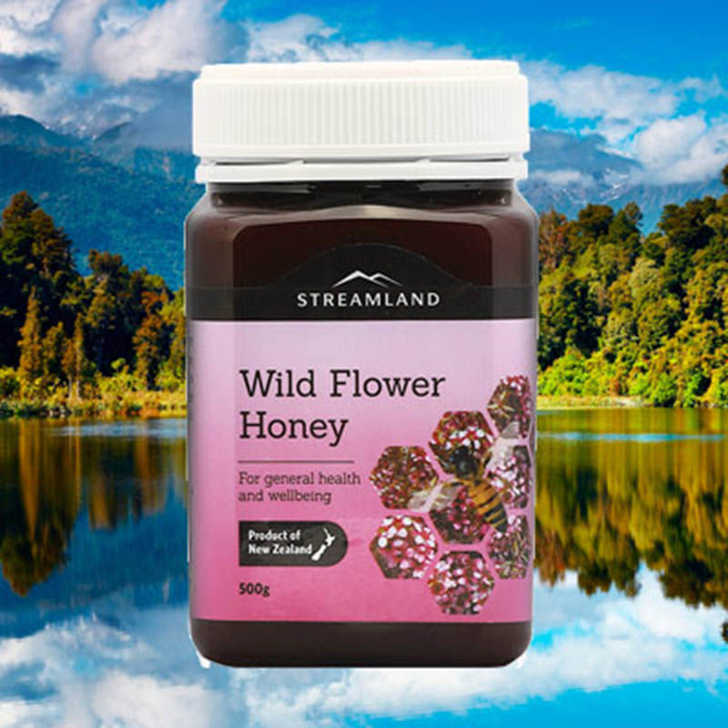 Madu Wild Flower 500gr