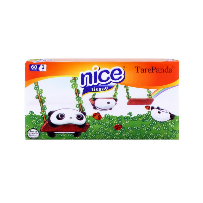 Nice Tissue Travel Pack Multipack 60 Sheets