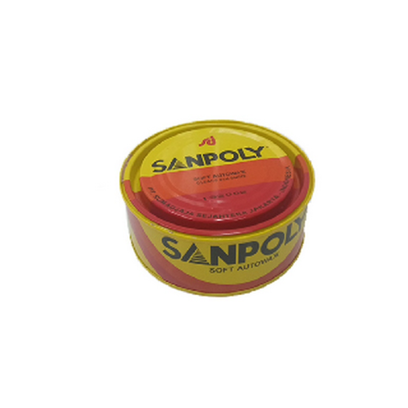 Sanpoly Wax Kuning 250 Gr