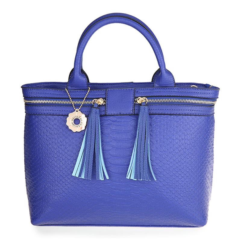 Bellezza Hand Bag 2088-38 Blue