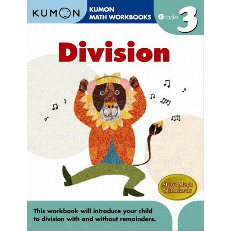 Kumon Grade 3 Division