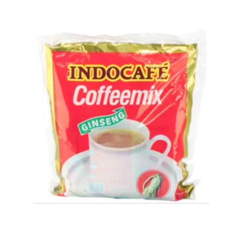 Indocafe Coffeemix Ginseng 30 X 20 Gr