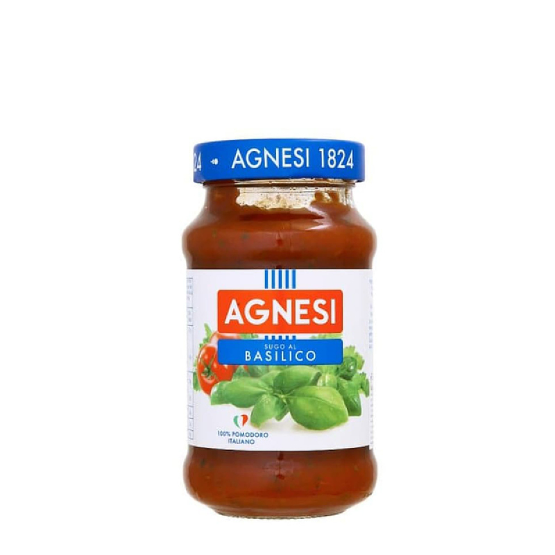 Agnesi Sauce Pomodoro Basillico 400 G